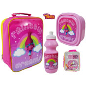 Trolls Lunch Bag Set 3 Piece