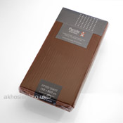 Fitted Bed Sheet Brown