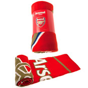 Arsenal FC Impact Fleece Blanket
