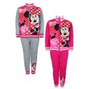 Girls Jogging Set Minnie Mouse