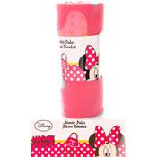 Disney Minnie Mouse Fleece Blanket Throw