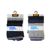 Boys Boxer Shorts Cotton