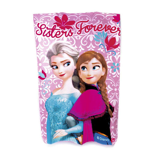 Official Disney Frozen Sisters Fleece Blanket Throw