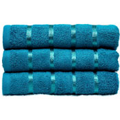 Luxury Egyptian Cotton Hand Towel Teal