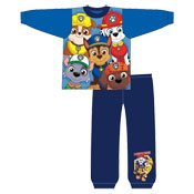 Boys Toddler Paw Patrol Heroes Snuggle Fit Pyjama