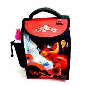 Miraculous Ladybug Deluxe Lunch Bag With Bottle