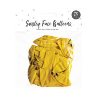 Smiley Face Balloons 18 Pack