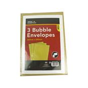 3 Bubble Envelopes