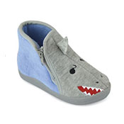 Childrens Shark Slippers