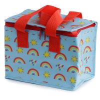 Reusable Cool Rainbow Lunch Bag