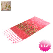 Fashion Scarf Summer Flower Prints