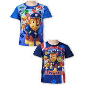 Boys Paw Patrol Alpha Pups T Shirt