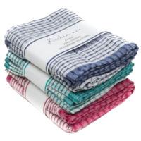 4 Pack Wonderdry Tea Towels