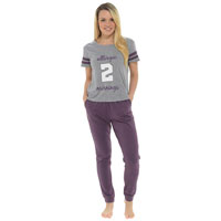 Ladies Allergic 2 Mornings Pyjama Set