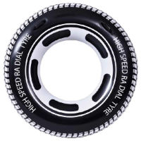 Tyre Swim Ring 45inch