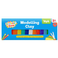 Modelling Clay Set 16 Pack