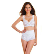 Ladies Full Cup Lace Underwired Bra