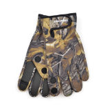 Adult Green Camo Gloves