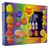 Chupa Chups Make Your Own Bath Jellies