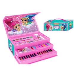 Shimmer and Shine 52 Piece Stationery & Art Set