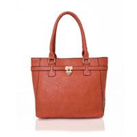 Janice Tote Bag Orange