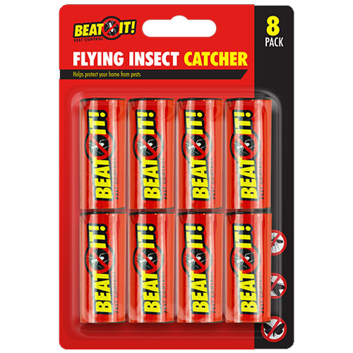 Flying Insect Paper Catchers 8 Pack