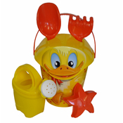 Character Bucket Set Duck