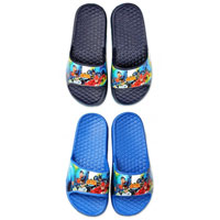 Official Justice League Pool Slider Flip Flops