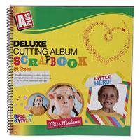 Deluxe Cutting Album Scrap Book