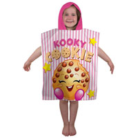 Official Girls Shopkins Poncho
