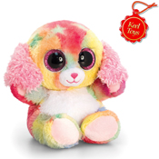 Animotsu Rainbow Dog Cuddly Soft Toy
