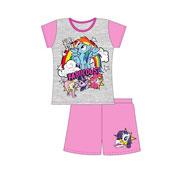 Official Older Girls My Little Pony Fabulous Shortie Pyjamas