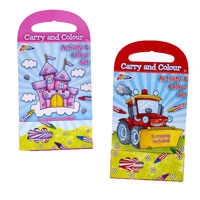 Carry And Colour Activity Set