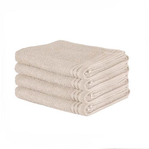 Luxury Wilsford Cotton Bath Sheet Cream