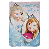 Official Disney Frozen Fleece Blanket
