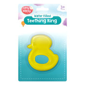 Water Filled Duck Baby Teether
