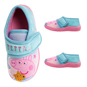 Official Peppa Pig Tana Slippers