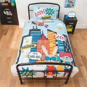 Super Animals Single Bed Duvet Set