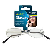 Lightweight Metal Frame Reading Glasses