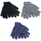 Ladies Thermal Magic Gloves With Gripper