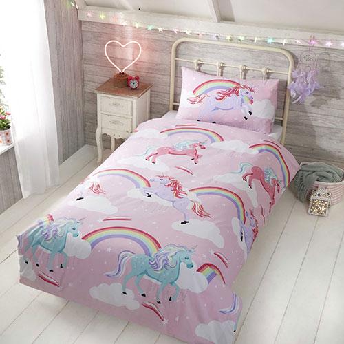 Studio Kids Reversible Duvet Set - My Little Unicorn