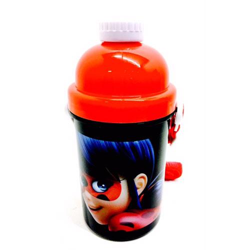 Miraculous Ladybug Pop Up Bottle