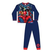 Boys Older Official Spiderman Sub Pyjamas