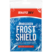 Windscreen Frost Shield