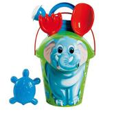 Character Bucket Set Elephant