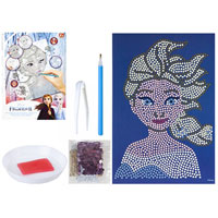 Disney Frozen 2 Sequin Art Set
