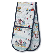 Beside The Seaside Double Oven Glove