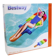 Inflatable Popsicle Bed Pool Mat