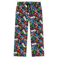 Official Mens Marvel Comics Lounge Pants