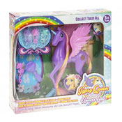 Gypsy Queen Standing Unicorn Play Set